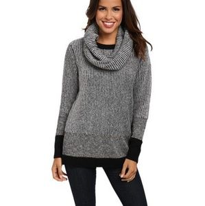 Kenneth Cole Sweater W/ Infinity Scarf
